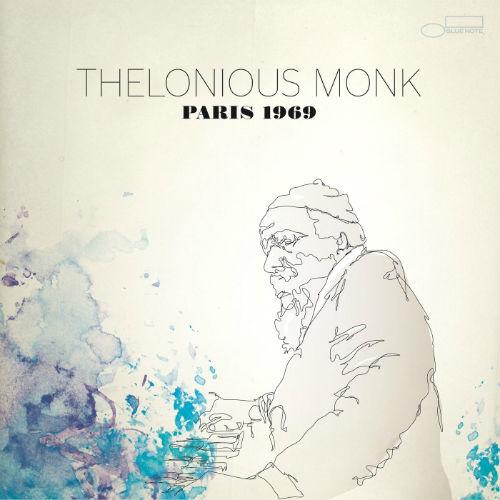 Thelonious Monk: Paris 1969