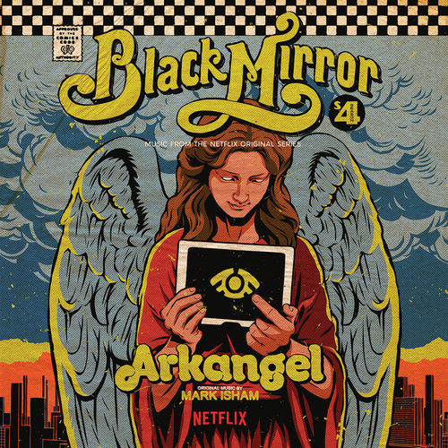 Mark Isham: Arkangel: Black Mirror: Yellow Opaque Vinyl