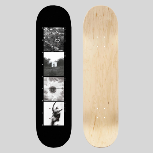 Ben Howard: Collections From The Whiteout: Black Skatedeck 8