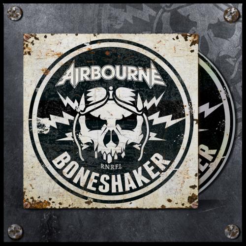 Airbourne: Boneshaker Deluxe (+ 3 Bonus Live Tracks)
