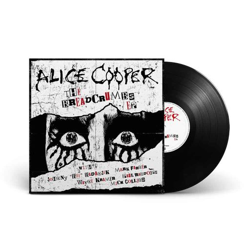 Alice Cooper: Breadcrumbs: Limited Edition 10