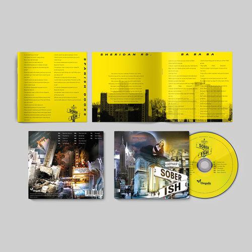 Liz Phair: Soberish: CD