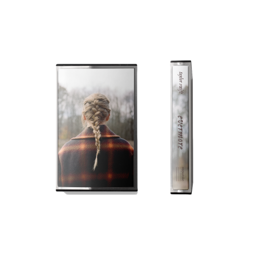 Taylor Swift: Evermore album deluxe edition cassette