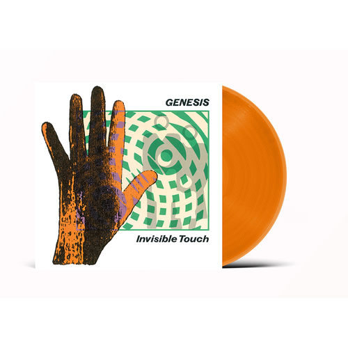 Genesis: Invisible Touch: Exclusive Orange Vinyl
