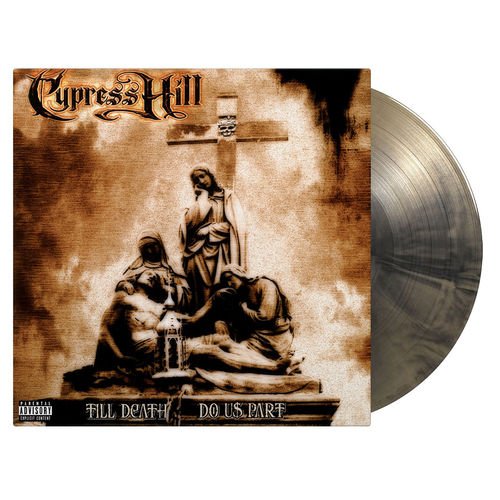 Cypress Hill: Till Death Do Us Part - Gold & Black Swirled Vinyl