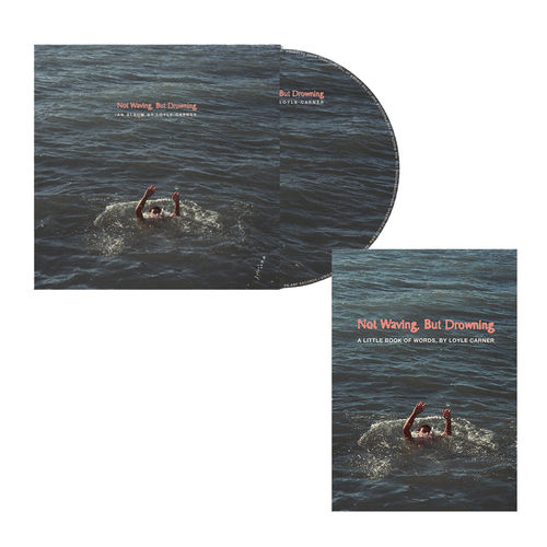 Loyle Carner: NWBD CD + Poetry Book