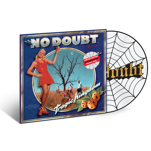 No Doubt: Tragic Kingdom: Limited Edition Exclusive Picture Disc