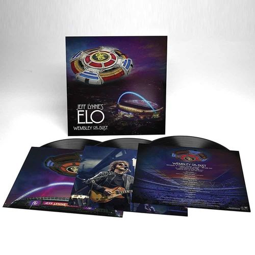 Jeff Lynne's ELO: Wembley Or Bust: Limited Triple Vinyl
