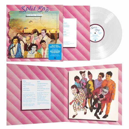 Split Enz: Mental Notes: Limited Edition White Vinyl