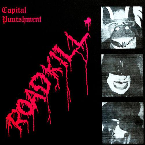 Capital Punishment: Roadkill: Red Vinyl