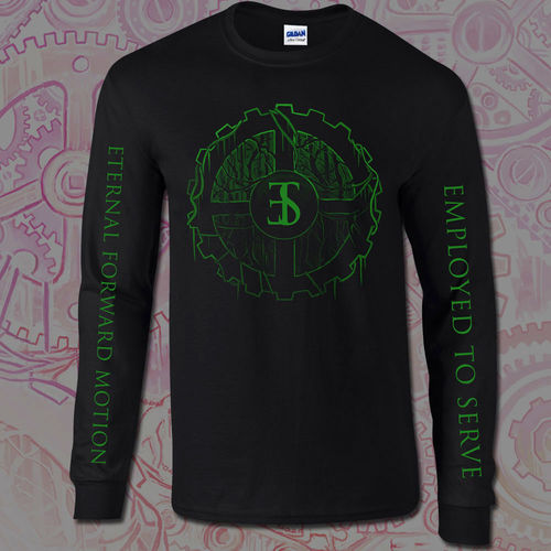 Employed To Serve: Eternal Forward Motion Longsleeve