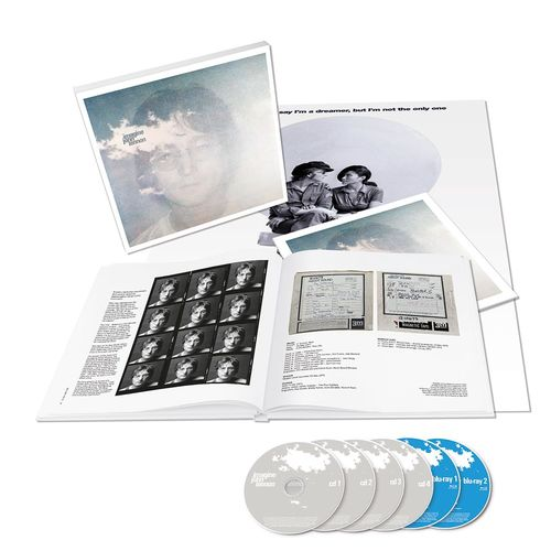 John Lennon: Imagine The Ultimate Collection - Super Deluxe + Theatrical Poster