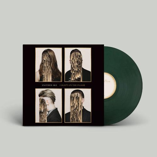 Another Sky: I Slept On The Floor: Dark Green Vinyl LP + Signed Print