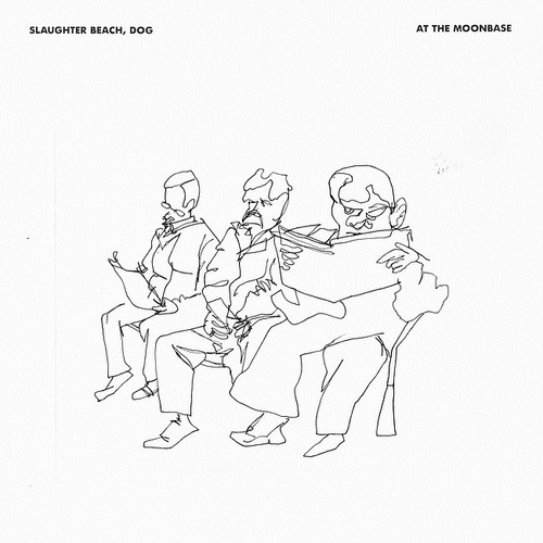 Slaughter Beach, Dog: At The Moonbase: Limited Edition Blue Vinyl