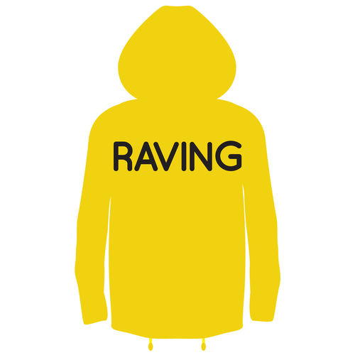 Annie Mac: The Annie Mac Raving Mac - Yellow