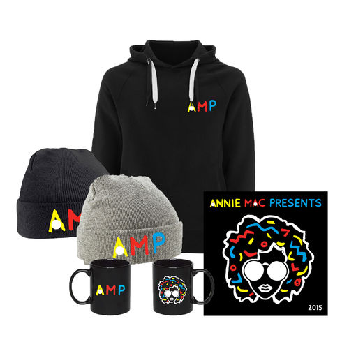 Annie Mac: Warm N' Easy Bundle (with Black Hoodie)