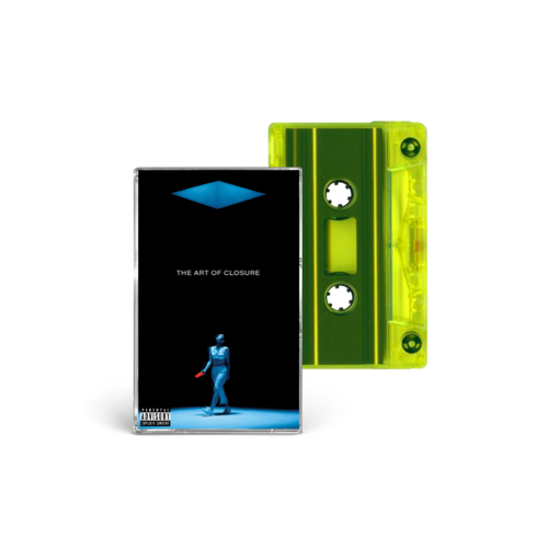 Gracey: The Art Of Closure Neon Cassette