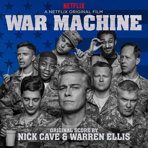 Nick Cave & Warren Ellis: War Machine OST