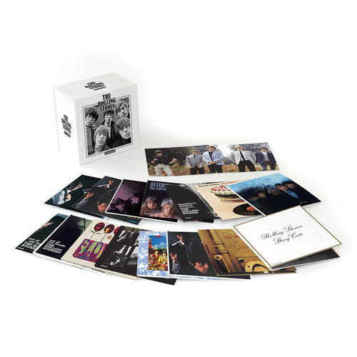 The Rolling Stones: The Rolling Stones In Mono (15CD)
