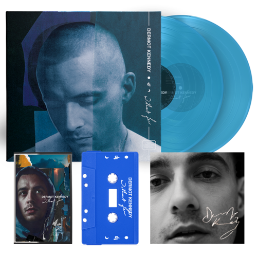 Dermot Kennedy: Without Fear: The Complete Edition Vinyl, Cassette + Signed Insert