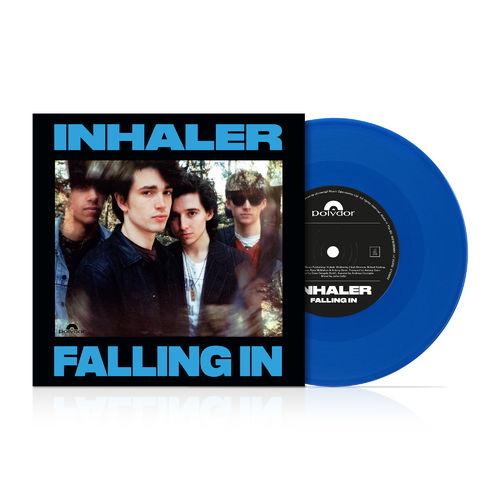 """Inhaler: Falling In (Limited Blue 7"""")"""