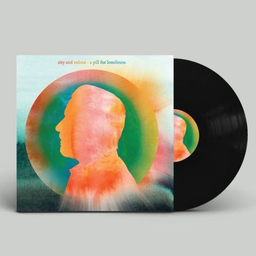 City and Colour: A Pill For Loneliness: Exclusive Signed Heavyweight Black Vinyl