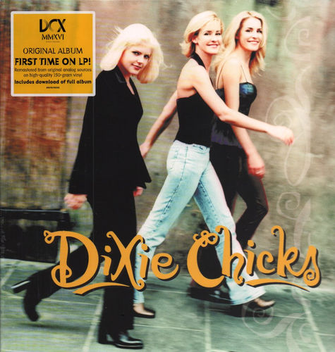 Dixie Chicks: Wild Open Spaces: Vinyl LP