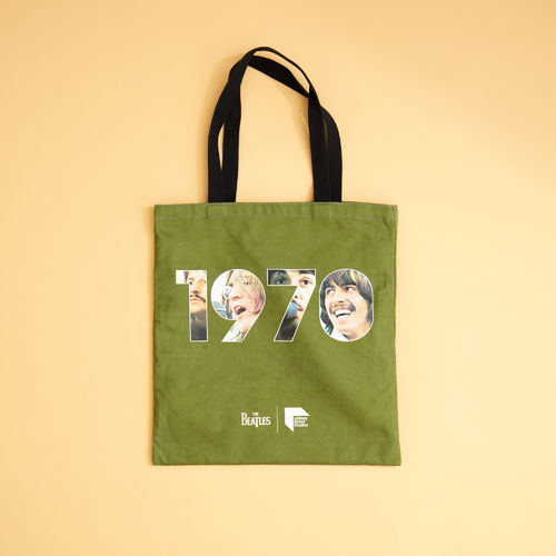 Abbey Road Studios: The Abbey Road 'Let It Be' 1970 Tote Bag