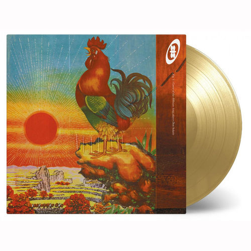 808 State: Don Solaris: Gold Numbered Vinyl