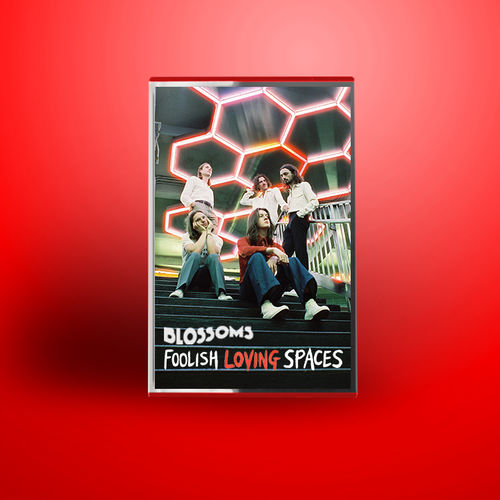 Blossoms: Foolish Loving Spaces Signed Cassette