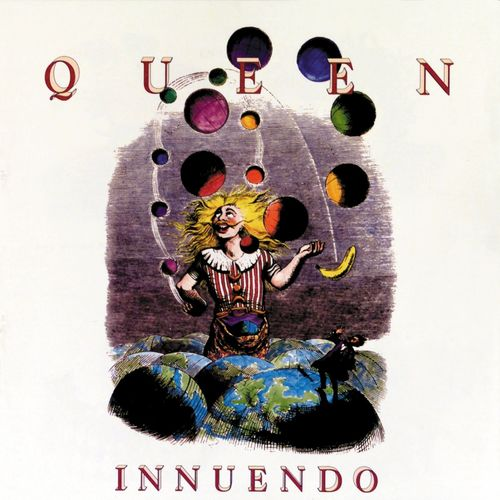 Queen: Innuendo (Remastered Standard Edition)