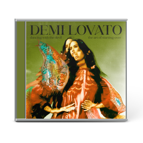 Demi Lovato: DANCING WITH THE DEVIL…THE ART OF STARTING OVER STANDARD CD (EXPLICIT)