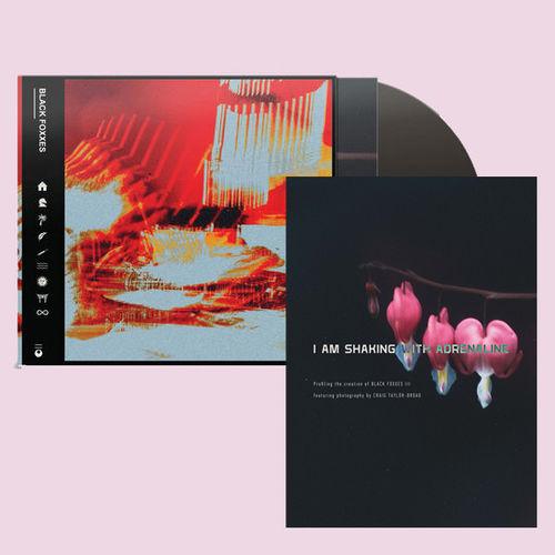 Black Foxxes: CD & Fanzine