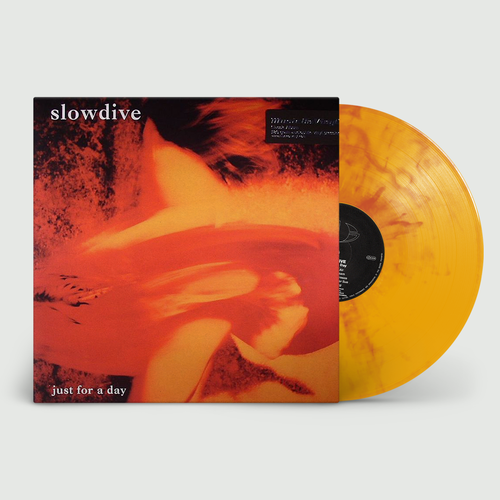 Slowdive: Just For A Day: Limited Edition Flaming Orange Vinyl