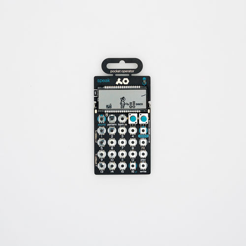 Abbey Road Studios: PO 35 - Speak