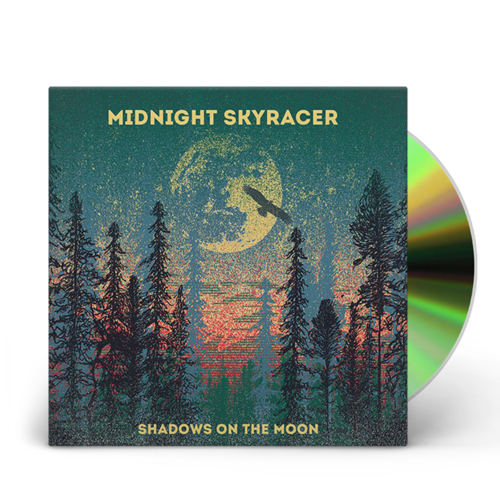 Midnight Skyracer: Shadows on the Moon