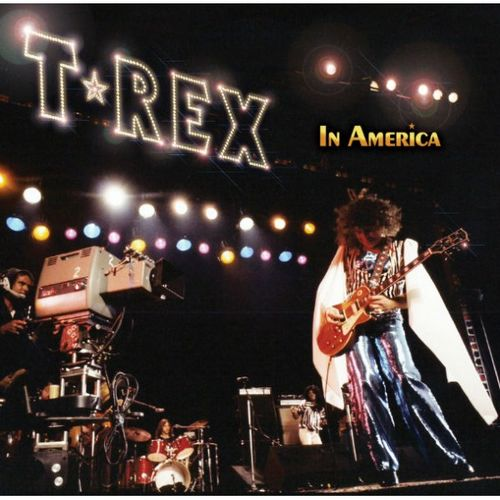 T. Rex: In America: Yellow Vinyl