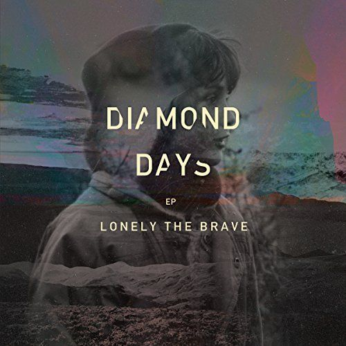 Lonely The Brave: Diamond Days EP: Mint Vinyl