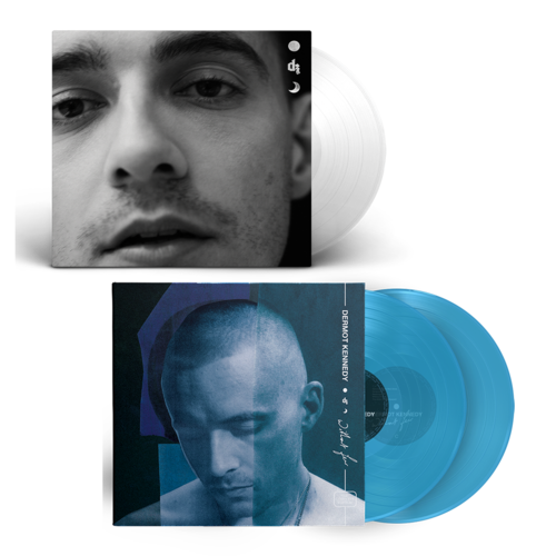 Dermot Kennedy: WITHOUT FEAR: THE COMPLETE EDITION VINYL + Lost In The Soft Light vinyl