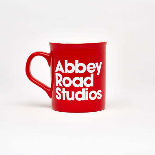 Abbey Road Studios: Red Abbey Road Studios Mug