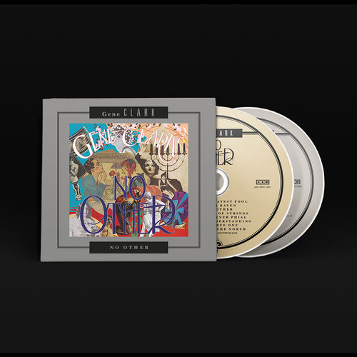 Gene Clark: No Other: Limited Edition 2CD