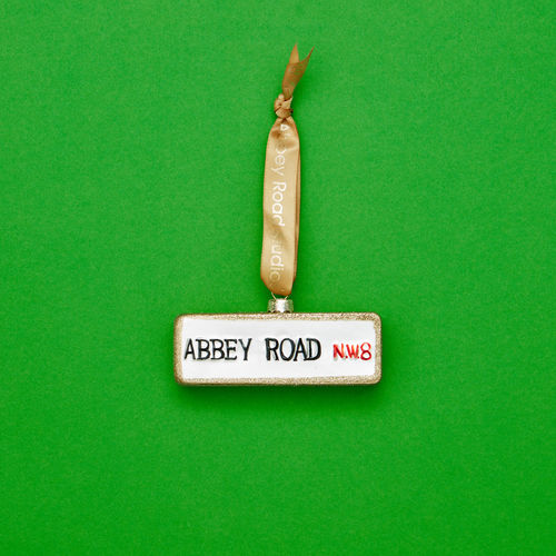 Abbey Road Studios: Abbey Road Christmas Decoration