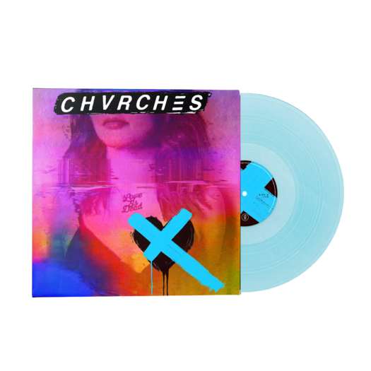 Chvrches: Love Is Dead Standard LP