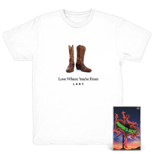 LANY: Boots T-Shirt +