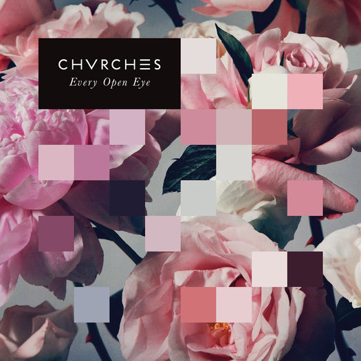 Chvrches: Every Open Eye White Vinyl