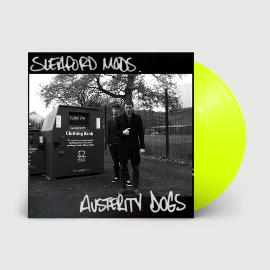 Sleaford Mods: Austerity Dogs: Limited Edition Neon Yellow Vinyl
