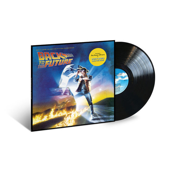 Various Artists: Back To The Future (Music The Motion Picture Soundtrack)
