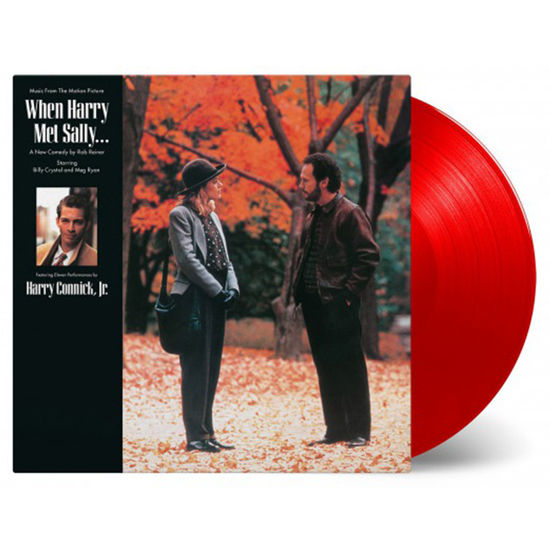 Original Soundtrack: When Harry Met Sally: Limited Edition Coloured Vinyl