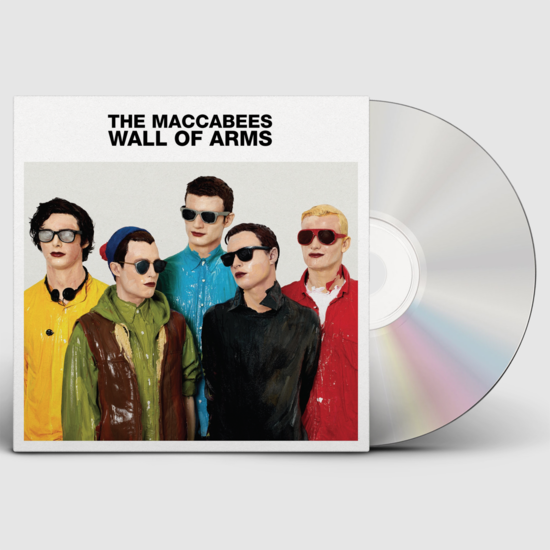 The Maccabees: Wall Of Arms: Bonus Edition CD