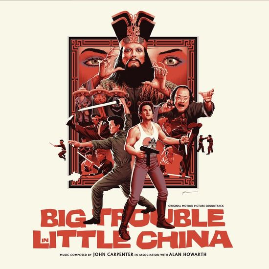 John Carpenter: Big Trouble In Little China